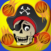 死亡海盗攻击:骷髅船长的旅行加勒比海