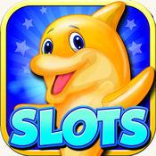Dolphin Online Slots - 赌场老虎机 老虎机 全民水果机 拉斯维加斯老虎机