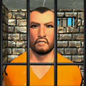 监狱突围监狱运行3D - 刑事逃脱游戏