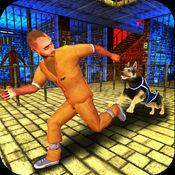 越狱警犬3D - 越狱囚犯大通模拟