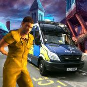 囚犯运输模拟器 - 驱动罪犯