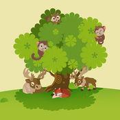 橡树的故事:成人儿童立方体趣味益智游戏