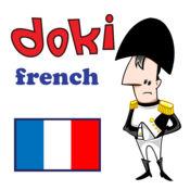 用Doki学习法语为iPad