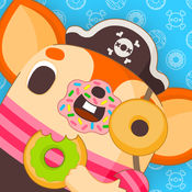 Donut Pirate 甜甜圈海盗 - In a dangerous world of falling donuts