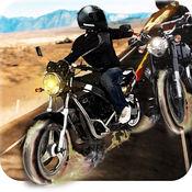致命的摩托车赛车