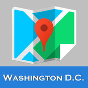 甲虫华盛顿旅游指南地铁离线地图 Washington DC travel guide and offline city map, BeetleTrip DC metro trip advisor1