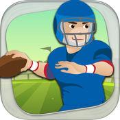 职业足球欢乐跑 - 足球运动员的挑战 Free 1