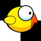 奔跑的小鸟-别踩白块