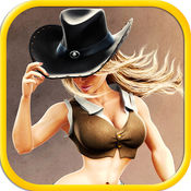 农场天使女牛仔改头换面化妆和换装游戏 - 真美丽的女牛仔游戏