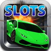 速度与激情老虎机在线娱乐场游戏 - 玩跑车和中奖!