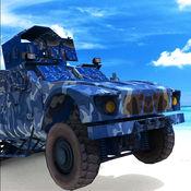 俄罗斯陆军战争卡车3D模拟器