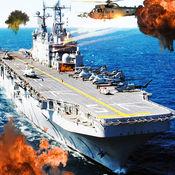 俄罗斯海军战舰舰队战争武装直升机攻击