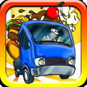 辣快餐卡车交货:掉落披萨上瘾的游戏免费