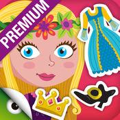 角色妆扮 - 适合孩子和幼儿的穿衣游戏 (Premium)