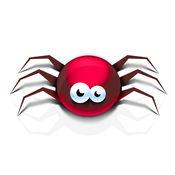 涵盖蜘蛛 - 找到臭虫疯狂! 1