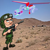 无人机攻击!...