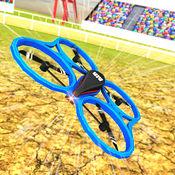 无人机赛车直升机特技3D