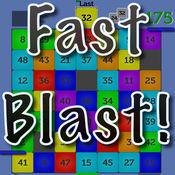 FastBlast! (快爆炸) 战略拼图瓷砖