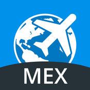 墨西哥城旅游与地图
