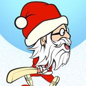 梦幻般的圣诞发烧板球亲