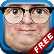 Fatty ME! - 便于超大,丰满的动物你自己脸效果!