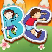 ABC教学卡片(高清)- 适于儿童的最佳教学卡片游戏应用