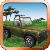 非洲野生动物园4X4驾驶模拟器2:僵尸偷猎者猎人