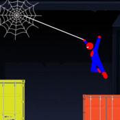 蜘蛛短跑绳秋千