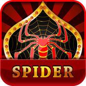 蜘蛛纸牌 - 蜘蛛接龙