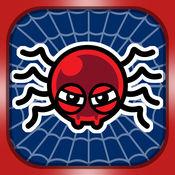 蜘蛛破坏王 - 捏爆讨厌的昆虫终结者 免费版 1.0.3