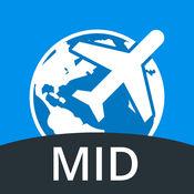 梅里达旅游与地图