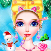 时尚舞会沙龙 - 化妆游戏 1.3