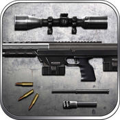鹰击: DSR-1狙击步枪 枪械模拟器之拆解与拼装 枪战小游戏