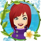莎莉的健康沙龙 — — 免费改造时间管理游戏的甜美可爱的女孩,坚强男孩 & 整个家庭的装扮
