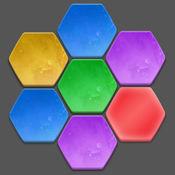 六边块块消 for iPad