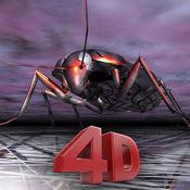 飞艇 冲锋 蛛 蜘蛛网 - 空军  攻打  针对 机械师 蚜虫