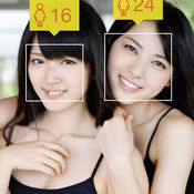年龄相机-测测你多大啦?
