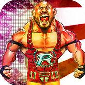 WWE 史诗摔跤改头换面 Pro - 酷战斗机装扮 Raw,TNA,UFC