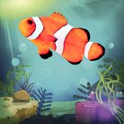 鱼的幼儿 - 孩子 - 着色页游戏 - 儿童水族馆 1.0.4
