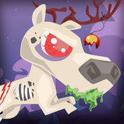 錯誤的方法 - Zombie Santa 1
