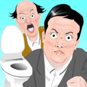 THE我慢レース|トイレの個室を勝ち取れ!