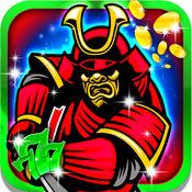 武士忍者刀槽:玩大的和有趣的皇家赌场游戏