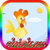 物拼 农场动 德国 图的孩 子 鸡拼图
