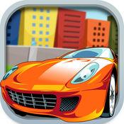 快速微型车赛车传奇 - 可爱的汽车行动挑战赛