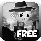 鬼万圣节伍兹稻草人运行 -Spooky Hallow Woods - Scarecrow Run