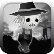 幽灵神化的树林 — — 稻草人运行 PRO - Spooky Hallow Wo