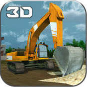 沙挖掘机起重机S...