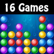 Bubble Crackle - 匹配泡泡 泡沫 免费游戏 1.6.7