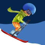 A1滑雪运动的冒险 - 玩最好的很酷的免费游戏 下载手机单主