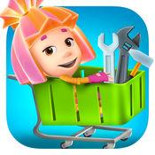 Fixies超市游戏! 宝宝游戏和早教数数在购物游戏 1.4.2